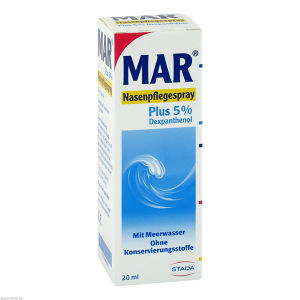 Mar plus 5% Nasen-Pflegespray